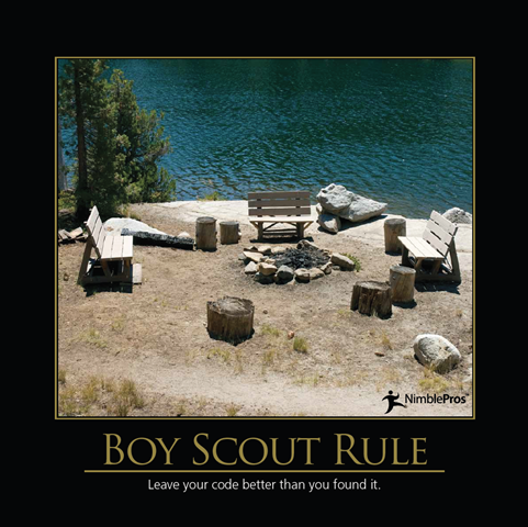 Boy Scout Rule