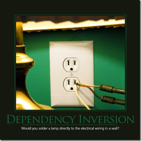 NP-Dependency-Inversion